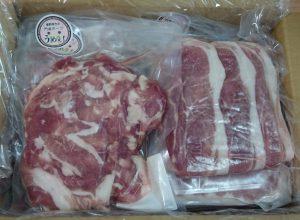 神奈川県秦野市豚肉3kg1