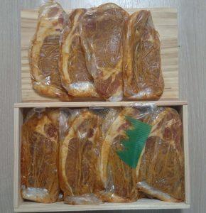 茨城県利根町豚味噌漬け3