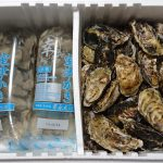 兵庫県たつの市から『室津産殻つき牡蠣&むき身』を頂きました