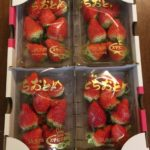 茨城県北茨城市から『旬真っ盛り!とちおとめ 約1,040g』が届きました