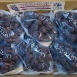 福岡県うきは市から『ピオーネ3kg』が届きました